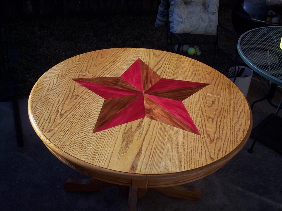 Texas Star Table