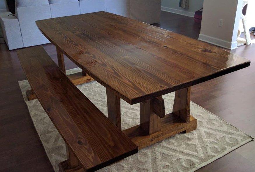 Zeek Kitchen Table