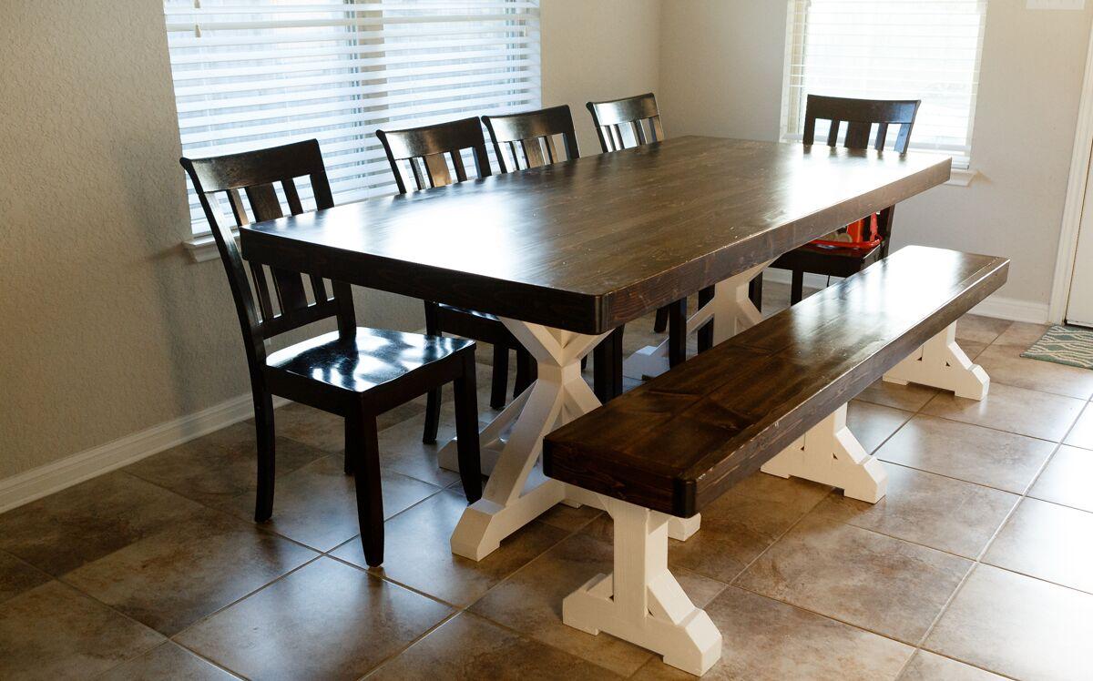 Bekah Kitchen Table